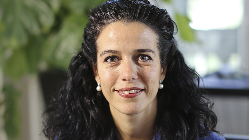 Carmen de Pablo, CFO of Gestamp.