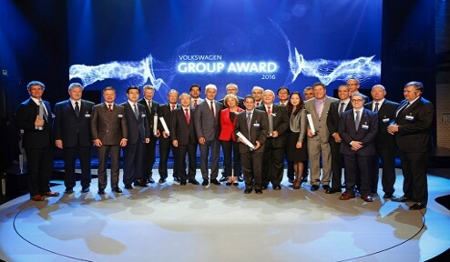 Volkswagen Group Award