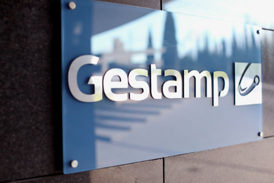 Gestamp generated revenues of € 2,096 million in first quarter.